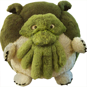 squishy cthulhu