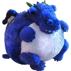 Squishable Dragon An Adorable Fuzzy Plush To Snurfle And Squeeze