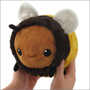Mini Squishable Fuzzy Bumblebee An Adorable Fuzzy Plush To Snurfle