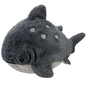 Squishable Whale Shark An Adorable Fuzzy Plush To Snurfle And Squeeze