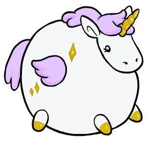 squishable alicorn an adorable fuzzy plush to