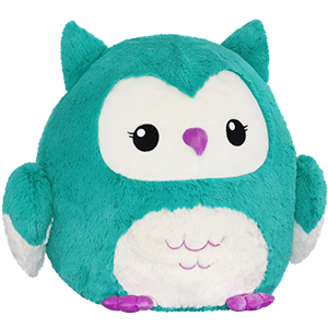 Squishable Baby Owl An Adorable Fuzzy Plush To Snurfle And Squeeze