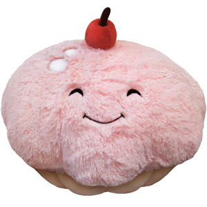 Squishable Cupcake An Adorable Fuzzy Plush To Snurfle And