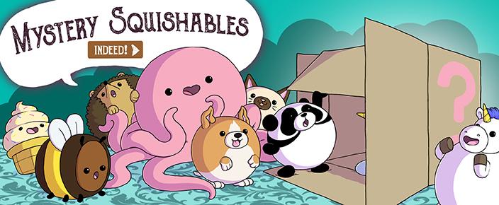Squishable They Re Giant Round Fuzzy Stuffed Animals Hug Them