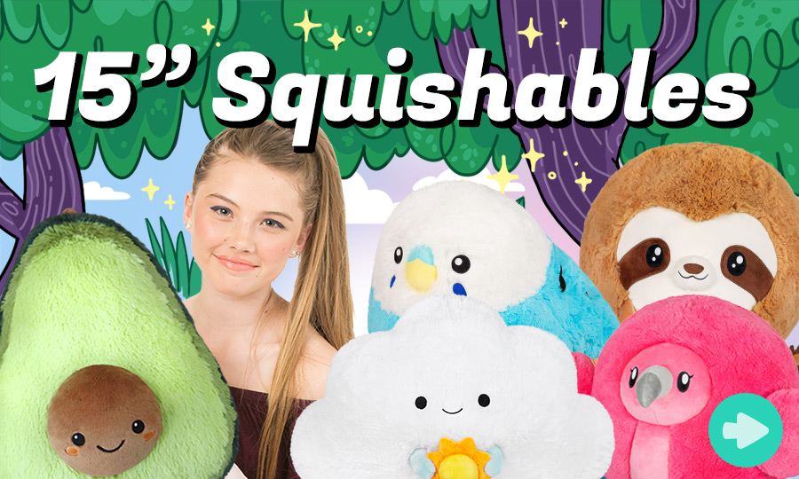 Squishable Hug Something A bigfoot squishable is currently in production. squishable hug something