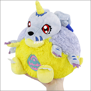 Squishable Digimon Agumon 7 inch Plush Limited Edition