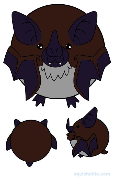 Squishable Vampire
