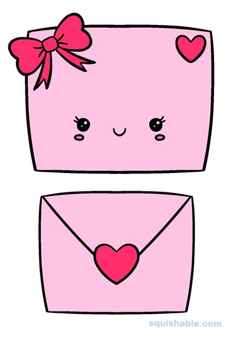 squishable com: Squishable Love Letter