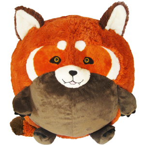 Squishable Red Panda An Adorable Fuzzy Plush To Snurfle And Squeeze