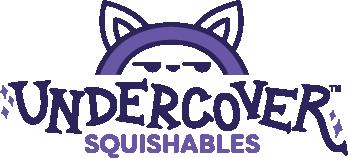 Undercover Squishable Logo